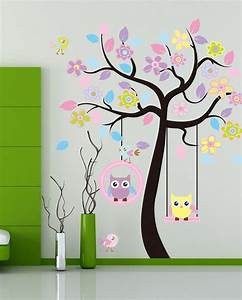 Good Looking Kids Taste Themed Diy Wall Painting Accented
