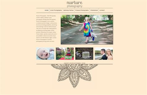 photography websites south africa web design hosting