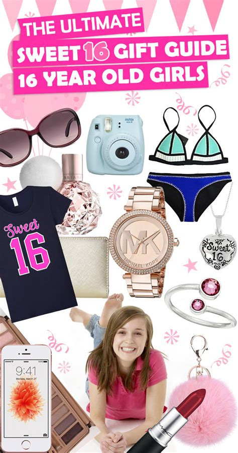 sweet 16 gift ideas for 16 year old girls toy buzz