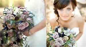 sacramento wedding flowers bridal bouquets ambience floral design - Wedding Bouquets Purple
