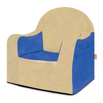 Pkolino Reader Chair Cover by P Kolino Reader Chair Blue With