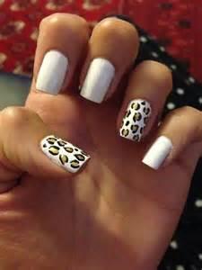 Cheetah print nail designs how to create