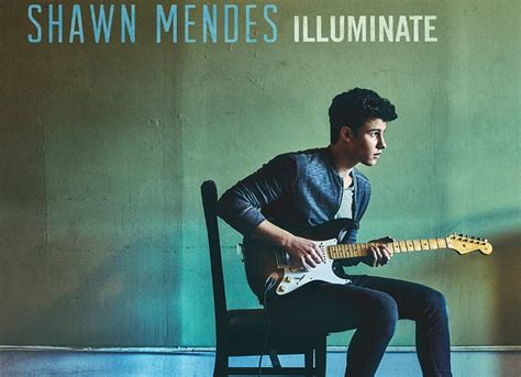 Shawn Mendes' New Album Is Titled 'Illuminate'