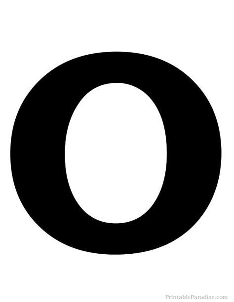 printable solid black letter  silhouette black letter printable letters letter