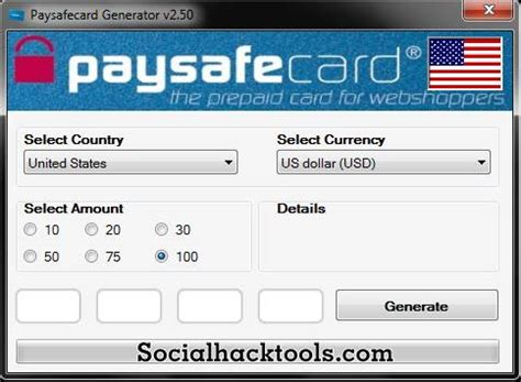 Each provider has a different policy but all of the providers listed here are trustworthy and. Paysafecard Codes Generator 2018 - Unlimited Code List - Social Hack Tools