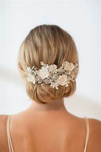 Wedding Accessories 20 Charming Bridal Headpieces To Match