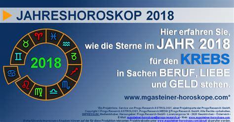 Sternzeichen 30 Juni by Krebs 22 Juni Bis 22 Juli Jahreshoroskop 2018 Beruf