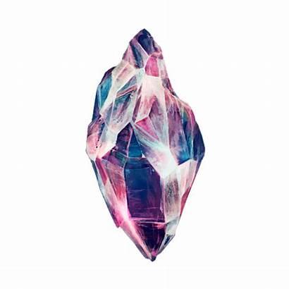 Crystal Transparent Crystalline Pluspng Wheretoget Wanelo Shopcrystalline