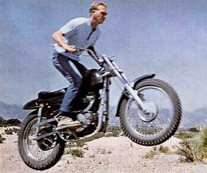 Dirtbike Review by Steve McQueen - Motorcycle.com News