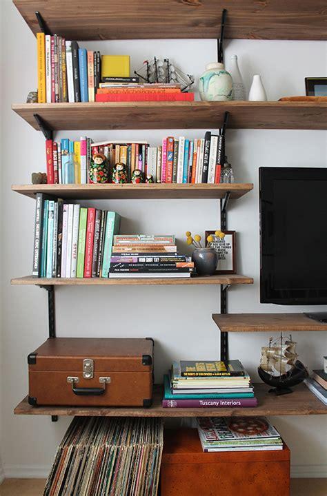 bedroom wall unit 40 easy diy bookshelf plans guide patterns