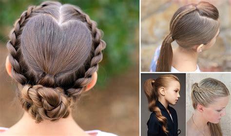 Bērnu frizūras - Laiki mainās!