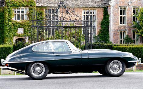 jaguar  type fixed head coupe uk wallpapers