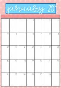 printable calendar   polka dot pink themed tpt
