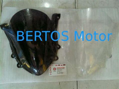 bertos motor shop wind shield visor