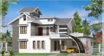 Home Design Astonishing Small House Design Indium Popular and Luxury Look Flat Roof Porch