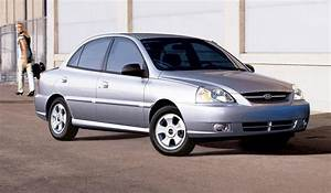 2001 Kia Rio - Information And Photos