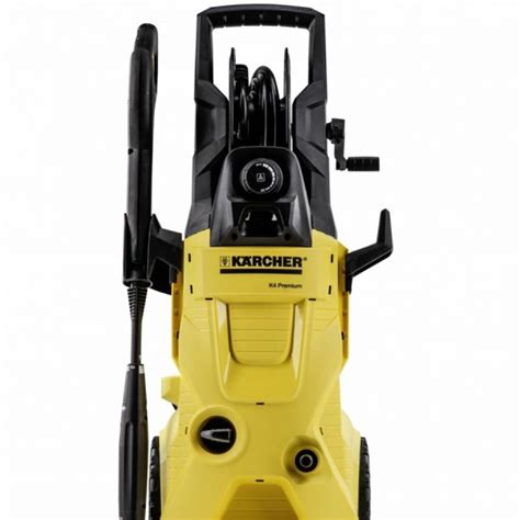 karcher k4 premium karcher k4 premium induction high pressure washer my power tools