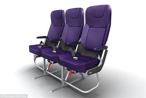 Non Reclining Seat by Monarch Airlines Bans Reclining Seats After 90 Vote To