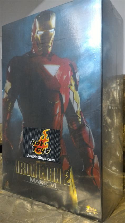 Hot Toys Iron Man Mark Vi 6 Mms132