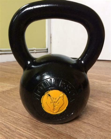 kettlebell 16kg ended ad scarborough