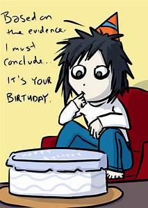 Death Note L Chibi Cake | www.imgkid.com - The Image Kid ...