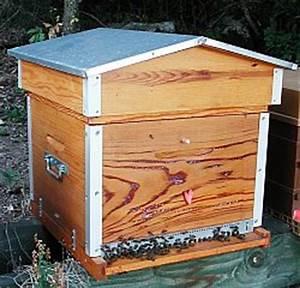 Comment Faire Une Ruche : une ruche bois prot g e par l 39 huile de lin ~ Melissatoandfro.com Idées de Décoration