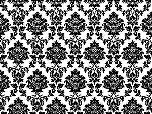 Black And White Vintage Wallpaper | WallMaya.com