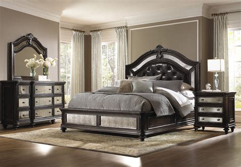 the reflexions formal bedroom collection bedroom furniture bedroom sets