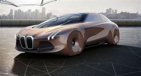 bmw vision   concept unveiled