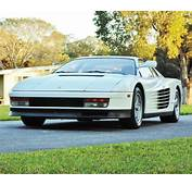 EBay Find Original Miami Vice Ferrari Testarossa With A