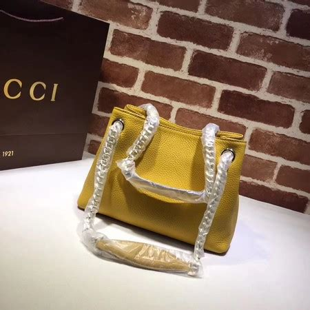 gucci soho mini shoulder bag  yellow
