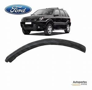 Moldura Arco Para Defensa Ford Ecosport 2004 2005 2006 2007