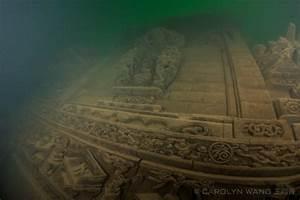Dive the Ancient Ruins of Lion City at Qiandao Lake | Quetag