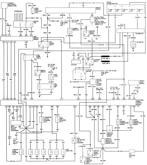 Wiring Diagram On 91 Ranger by Disciplerocks S 91 Ranger Build Thread Page 9 The
