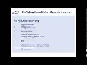 Bruttoinlandsprodukt Berechnen : makro konomie kurs teil 1 bip bruttoinlandsprodukt doovi ~ Themetempest.com Abrechnung