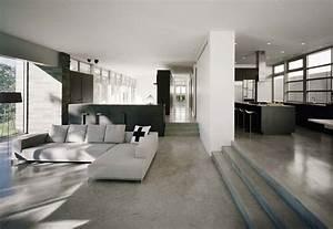 Interni arredamento : Spettacolari esempi di arredamento minimalista