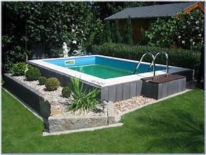 Pool Garten Selber Bauen Hauptdesign