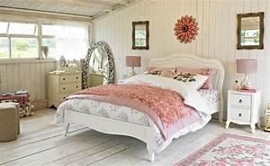 Schlafzimmer Vintage Style : bedroom decorating ideas french style bedroom ~ Michelbontemps.com Haus und Dekorationen