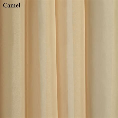 Emelia Sheer Voile Curtains by Emelia Sheer Voile Grommet Window Treatment
