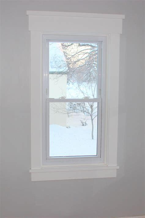 craftsman interior trim how to install craftsman style window trim school of