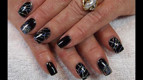Черные ногти как сделать красиво элегантно и оригинально. 120 фото лучших вариантов дизайна