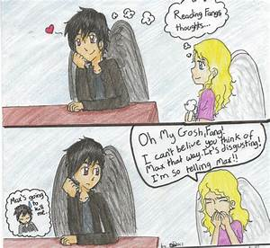 Funny Art: Maximum Ride | teenfictionbooks