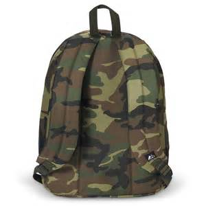 Camouflage Camo Classic Backpack