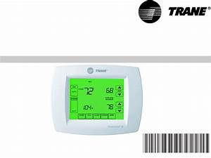 Download Trane Thermostat Tcont900ac43ua Manual And User