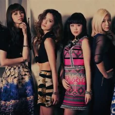 Little Mix Go J-Pop? Watch Their Team-Up Music Video With ...