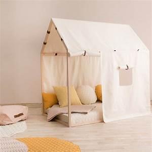 Lit Montessori Cabane : 20 jolies id es pour d corer une chambre d enfant ~ Melissatoandfro.com Idées de Décoration