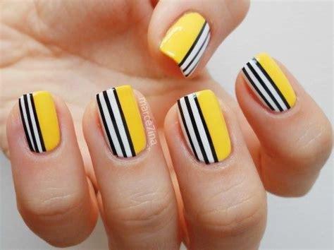 simple nail art designs  short nails