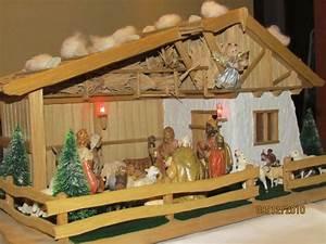 Weihnachtskrippe Holz Selber Bauen : weihnachtskrippe basteln ~ Buech-reservation.com Haus und Dekorationen