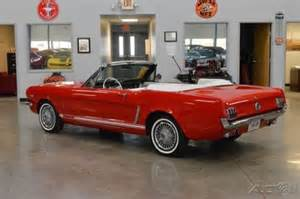 1965 Ford Mustang Convertible 289ci V8 Automatic 65 for sale: photos, technical specifications ...