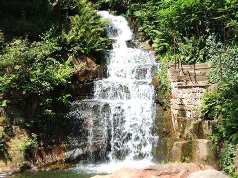 Dateijapanischer Garten, 170705 002 Wasserfalljpg